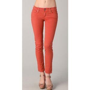 PAIGE♡Skyline Ankle Peg Jeans